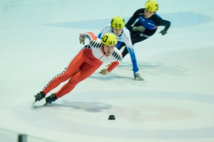 Shorttrack Vechtsebanen in Utrecht