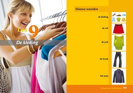 spread van binnenwerk Toets Gesproken Nederlands pagina 92-93