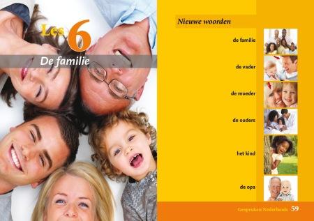 spread van binnenwerk Toets Gesproken Nederlands pagina 58-59