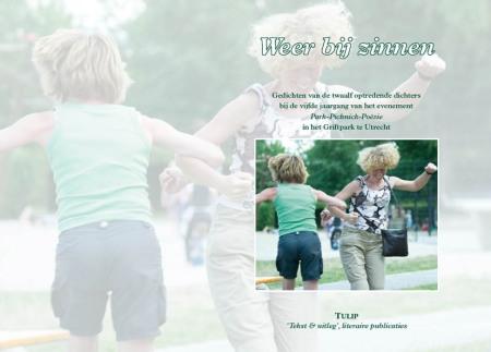 Weer bij zinnen - poëziebundel - 2009 tgv Park Picknick Poëzie