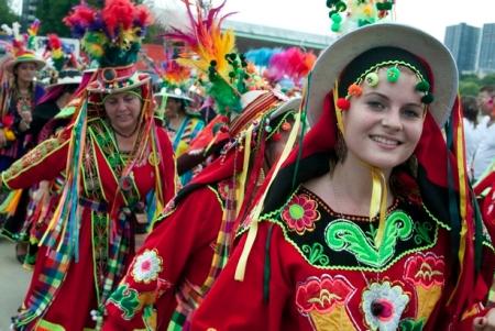 Zomercarnaval 2010 Rotterdam