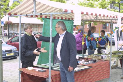 ondernemersboulevard NoordWest, Utrecht - elke ondernemer onderging een interview