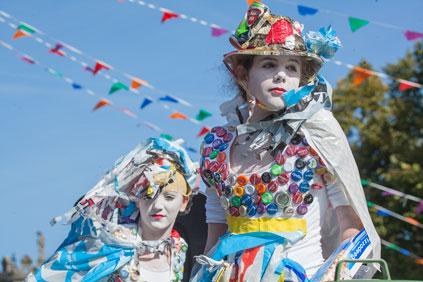 Wereldkampioenschap Living Statues 2012 - Kids Statues