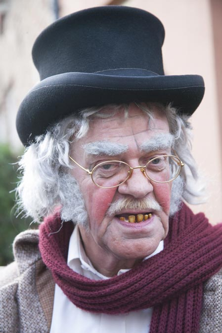 portretten Charles Dickens Festijn 2012