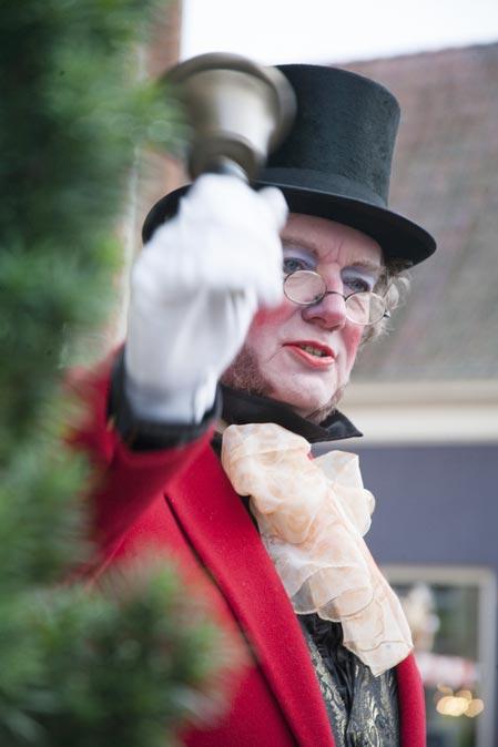 portretten Charles Dickens Festijn 2012  - Deveneter