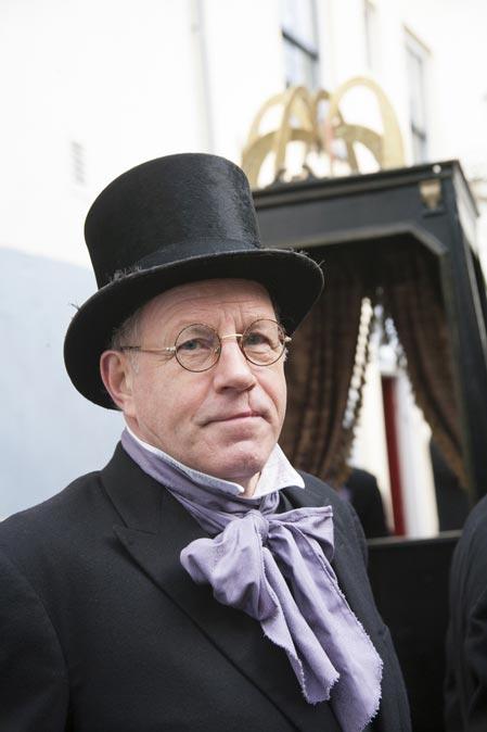 portretten Charles Dickens Festijn 2012  - © studio Care Graphics