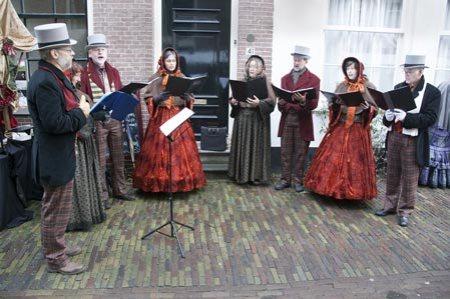 portretten Charles Dickens Festijn 2012  - Deventer