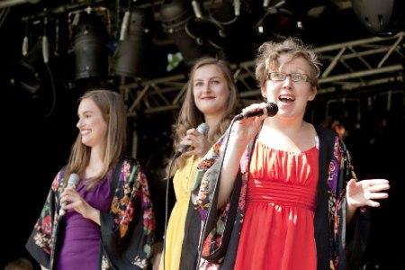 Vocal Group Utrecht (VGU) Zuilen – Culturele Hoofdwijk Utrecht 2013