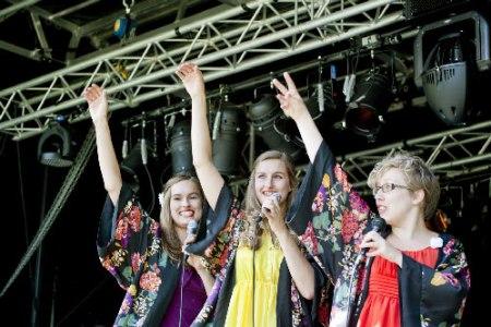 Vocal Group Utrecht (VGU) Zuilen - Culturele Hoofdwijk Utrecht 2013