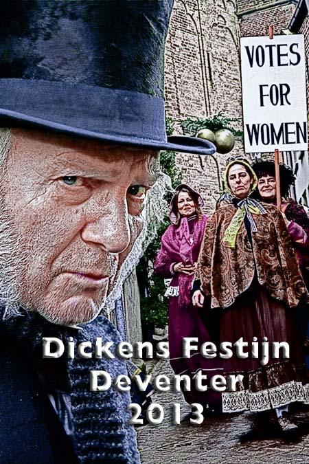 fotografie Dickens Festijn 2013 - Deventer © Charley van Doorn - studio Care Graphics