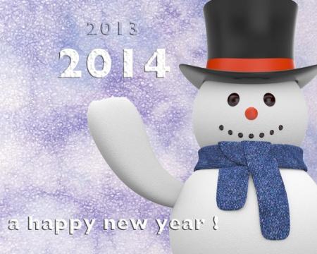 Gelukkig Nieuwjaar ! - Happy New Year !