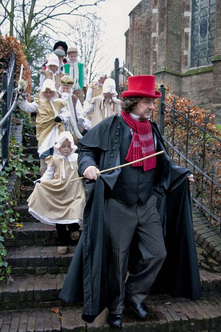Dickens Festijn 2013, Deventer © Charley van Doorn - studio Care Graphics