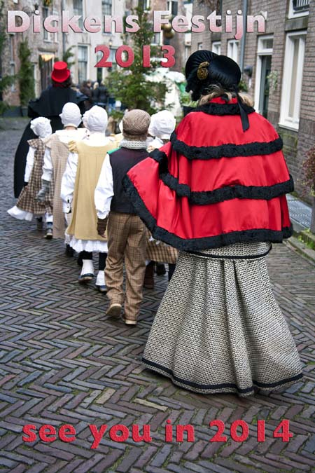 © Dickens Festijn 2013, Deventer © Charley van Doorn - studio Care Graphics