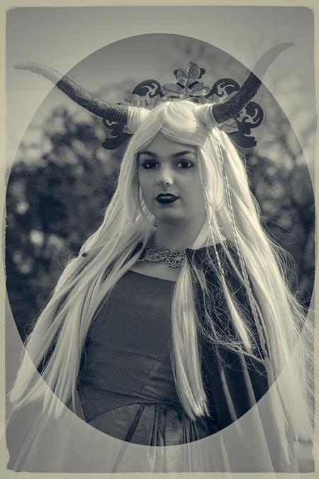 portretfotografie Elfia 2016 - kasteel Haarzuilens - zondag